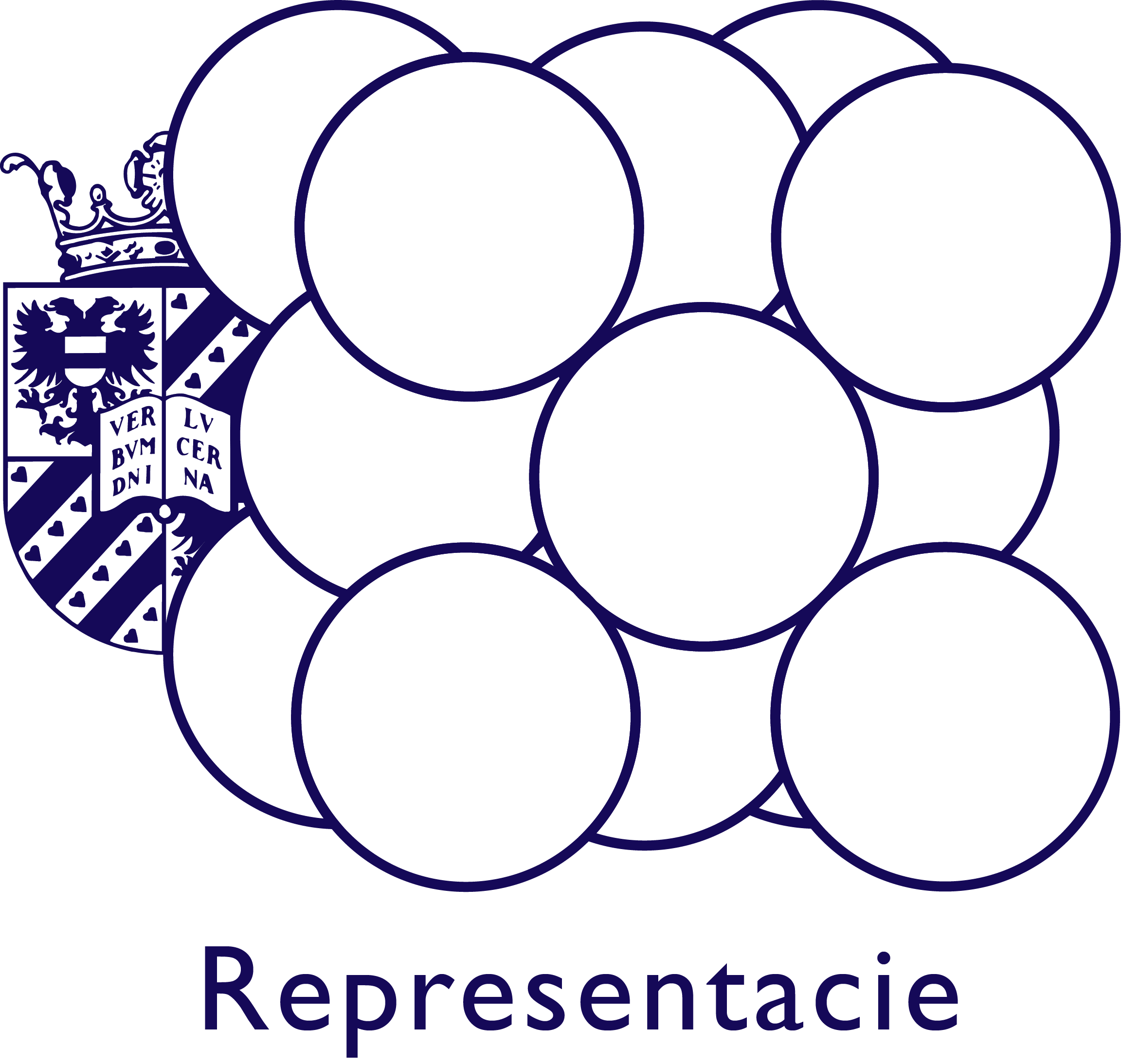 Representacie's logo